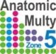 Пружиный блок Anatomic Multy Zone 5