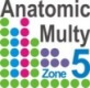 Пружиный блок Anatomic Multy Zone 5
